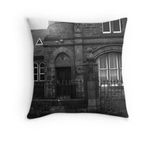Cromarty Primary Throw Pillow