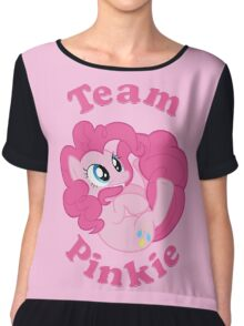 Team Pinkie Chiffon Top