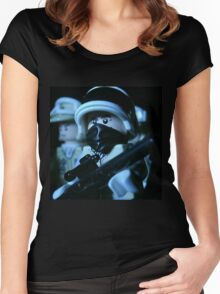 Lego Star Wars: Rebel Alliance Special Forces Women's Fitted Scoop T-Shirt