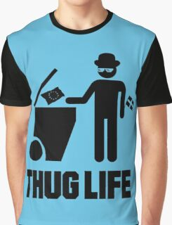 Brexit Thug life (black version) Graphic T-Shirt
