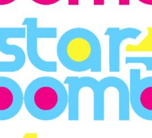 Starbomb Logo! Sticker