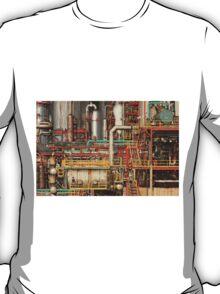 Steampunk - Industrial illusion T-Shirt