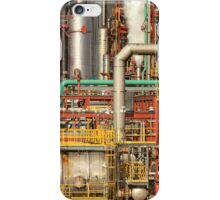 Steampunk - Industrial illusion iPhone Case/Skin