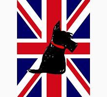 Scottie Dog Union Jack Unisex T-Shirt