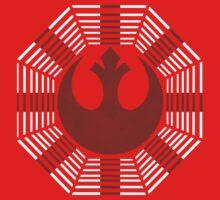 Rebel Alliance Baby Tee