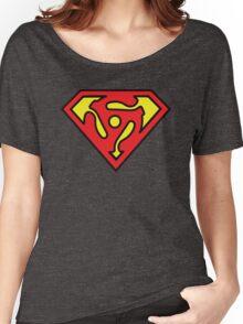 SUPER DJ Women's Relaxed Fit T-Shirt