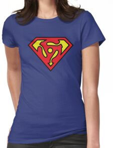 SUPER DJ Womens Fitted T-Shirt