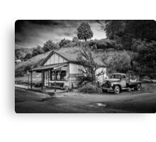 Woods Point Post office  Canvas Print