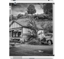 Woods Point Post office  iPad Case/Skin