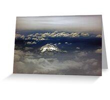 Mount Shasta, California Greeting Card