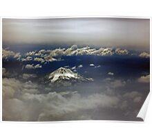 Mount Shasta, California Poster