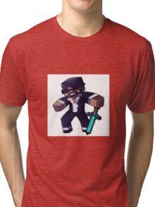 CaptainSparklez Tri-blend T-Shirt