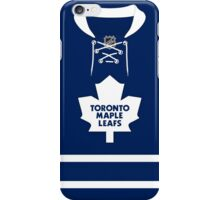 Toronto Maple Leafs 2010-16 Home Jersey iPhone Case/Skin
