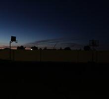 Goodbye, Blue Skies.  by Metaperspective