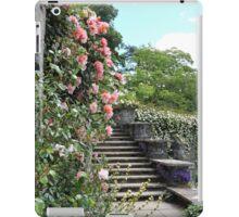 Wonderfully Welsh Floral Steps iPad Case/Skin