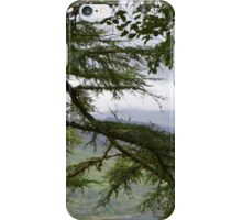 Trees Overlooking Loch Ness iPhone Case/Skin