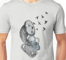 jazzy spaceman Unisex T-Shirt