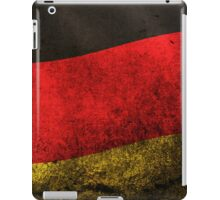 Germany Flag iPad Case/Skin