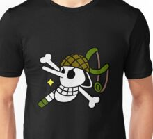 One Piece - Usopp Pirate Flag Unisex T-Shirt