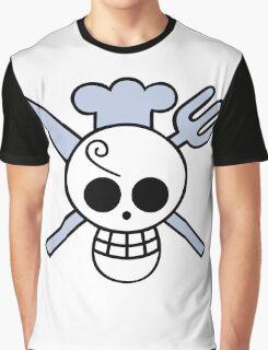 One Piece - Kuro no Sanji Graphic T-Shirt