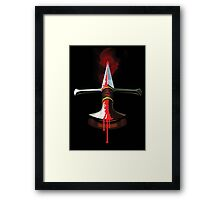 Game of thrones Framed Print
