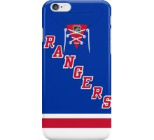 New York Rangers Home Jersey iPhone Case/Skin
