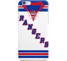 New York Rangers Away Jersey iPhone Case/Skin
