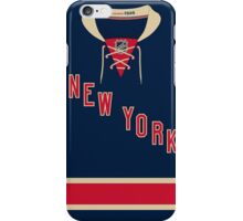 New York Rangers Alternate Jersey iPhone Case/Skin