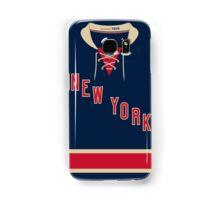 New York Rangers Alternate Jersey Samsung Galaxy Case/Skin