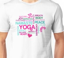 Joy of Yoga Unisex T-Shirt