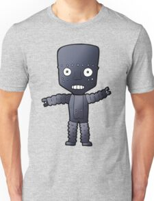 Robot says Cheese  Unisex T-Shirt