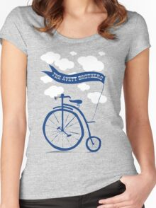 The Avett Bros. Women's Fitted Scoop T-Shirt