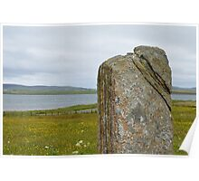 Ring of Brodgar 10 Poster