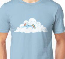 Sleepy Pony Unisex T-Shirt