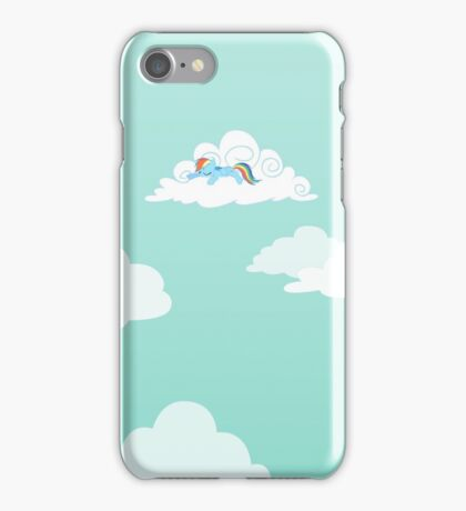 Sleepy Pony iPhone Case/Skin