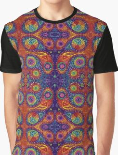 Psychedelic Abstract colourful work 79 Graphic T-Shirt