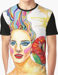 Carmen - A tropical mind Graphic T-Shirt