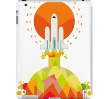 Go to Space iPad Case/Skin