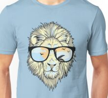 Lion in Paradise Unisex T-Shirt