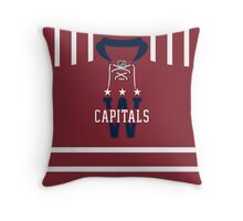 Washington Capitals 2015 Winter Classic Jersey Throw Pillow