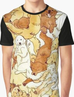 Labrador Overload Graphic T-Shirt