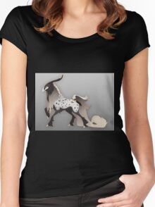 Brute Lemur Women's Fitted Scoop T-Shirt