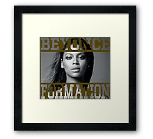 special from beyonce Framed Print
