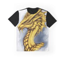 Legendary Dragon Seahorse Graphic T-Shirt