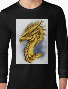 Legendary Dragon Seahorse Long Sleeve T-Shirt