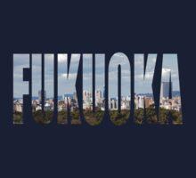 Fukuoka Kids Tee