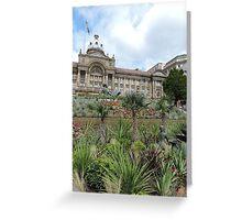 Victoria Square, Birmingham Greeting Card