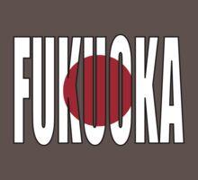 Fukuoka. One Piece - Short Sleeve