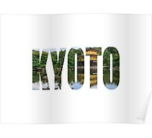 Kyoto Poster
