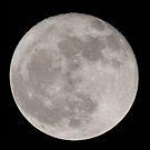 Moon shot by chibiphoto